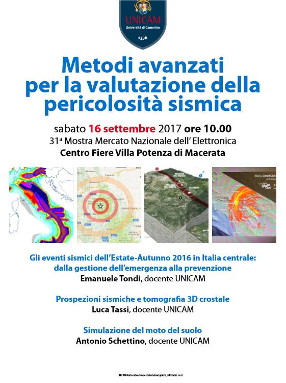 Metodi avanzati per la valutazione della pericolosità sismica